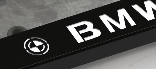 рамка под номера BMW X3