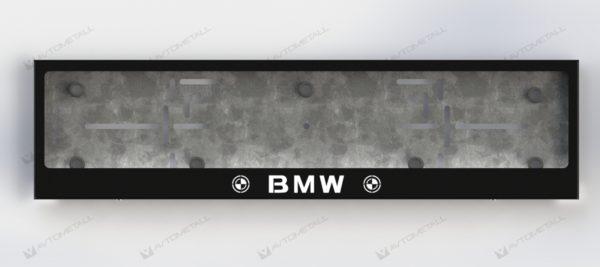 рамка под номера BMW