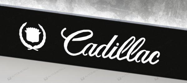 рамка под номера CADILLAC