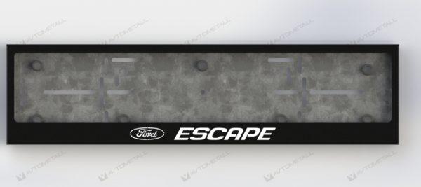 рамка под номера FORD ESCAPE