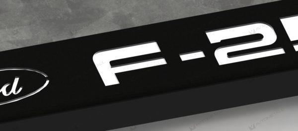 рамка под номера FORD F250