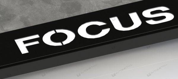 рамка под номера FORD FOCUS V1