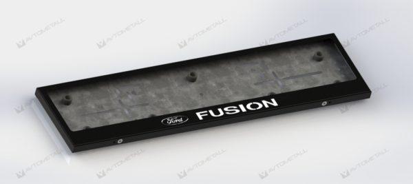 рамка под номера FORD FUSION