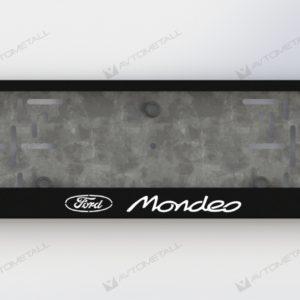 рамка под номера FORD MONDEO