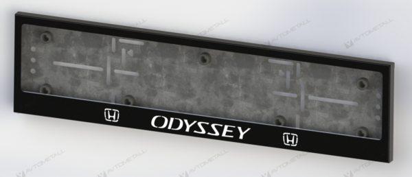 рамка под номера HONDA ODYSSEY