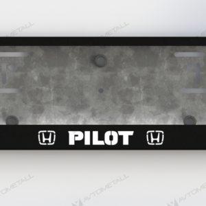 рамка под номера HONDA PILOT