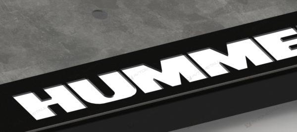 рамка под номера HUMMER