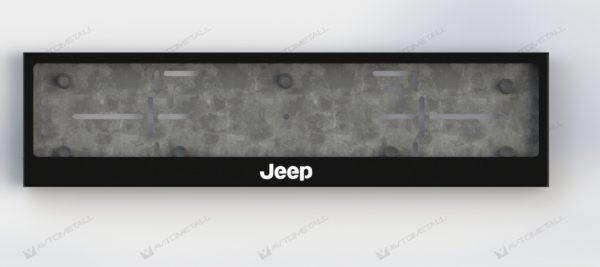 рамка под номера JEEP