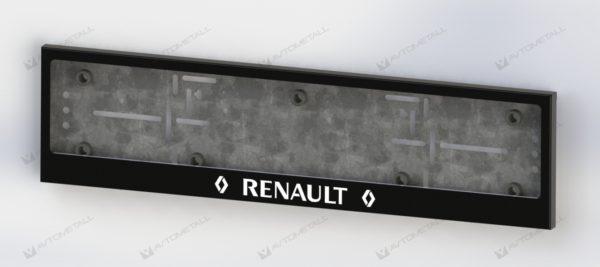 рамка под номера RENAULT