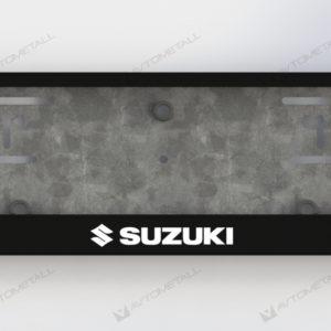 рамка под номера SUZUKI