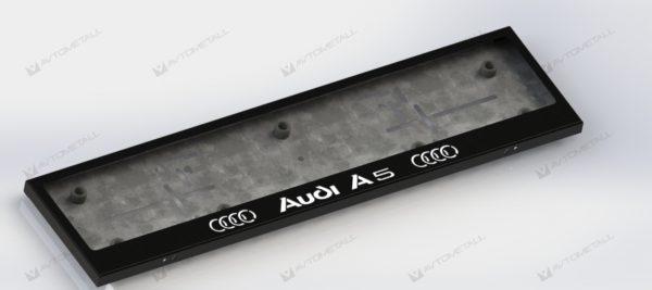 рамка под номера AUDI A5