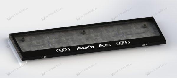 рамка под номера AUDI A6