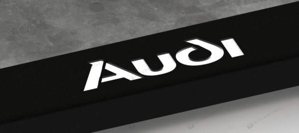 рамка под номера AUDI