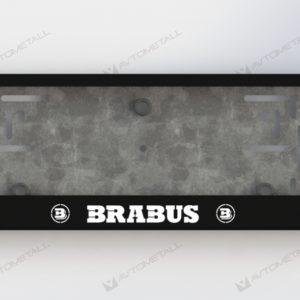 рамка под номера BRABUS