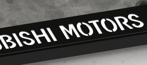 рамка под номера MITSUBISHI MOTORS