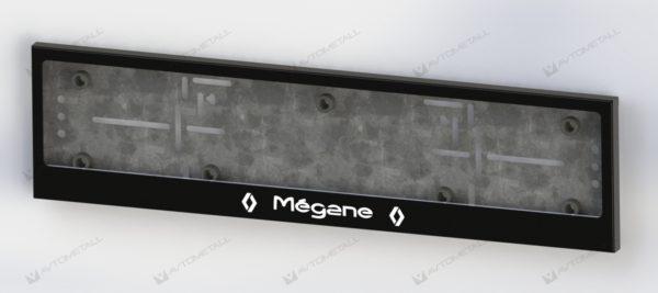 рамка под номера RENAULT MEGAN