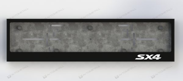 рамка под номера SUZUKI SX4
