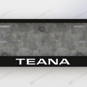 рамка под номера NISSAN TEANA